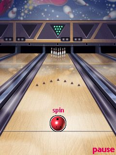 Jeu mobile 365 Bowling  - captures d'écran. Gameplay 365 Bowling.