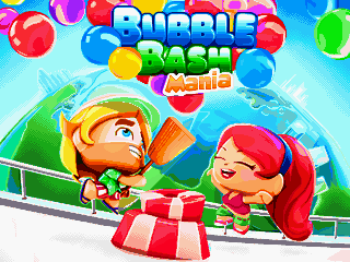 Bubble bash: Mania