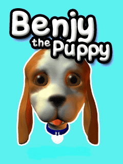 Benjy the puppy: Tamagochi