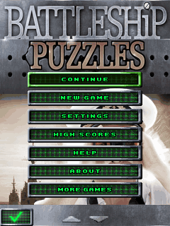 Download free game for mobile phone: Battleship: Puzzles - download mobile games for free.