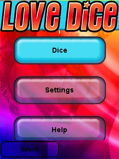 Download free mobile game: Love dice - download free games for mobile phone.