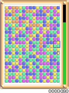 Mobile game Block mania - screenshots. Gameplay Block mania.