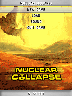 Download free mobile game: Nuclear collapse - download free games for mobile phone.
