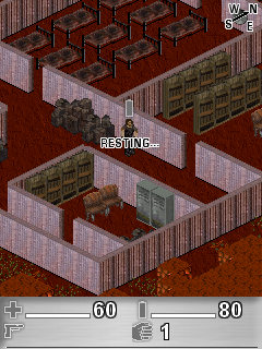 Download free game for mobile phone: Nuclear collapse - download mobile games for free.