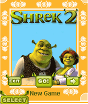 Download free mobile game: Shrek 2 - download free games for mobile phone.