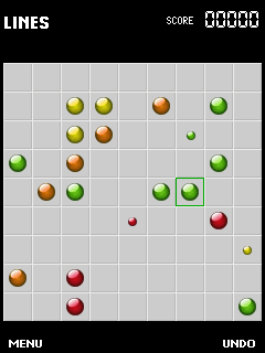 Mobile game Line 2 - screenshots. Gameplay Line 2.