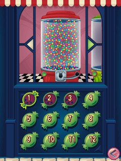 Download free game for mobile phone: Candy: Bubble blast - download mobile games for free.