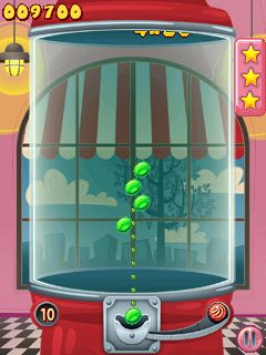 Mobile game Candy: Bubble blast - screenshots. Gameplay Candy: Bubble blast.
