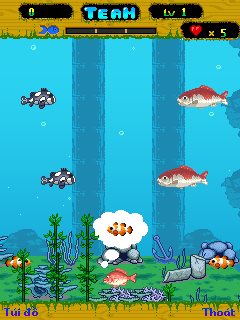 Download free game for mobile phone: Blue ocean - download mobile games for free.
