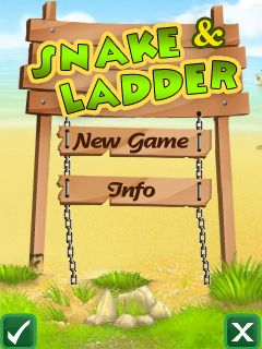 Download free mobile game: Snake and ladder - download free games for mobile phone.