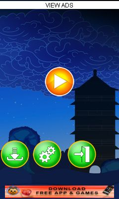 Download free mobile game: Magic fireworks - download free games for mobile phone.