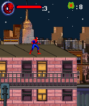 Download free game for mobile phone: Spider-man - download mobile games for free.