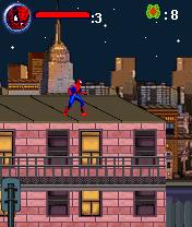 spider-man - java game for mobile. spider-man free download.