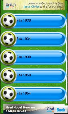 Mobile game FIFA: World cup 2014 - screenshots. Gameplay FIFA: World cup 2014.