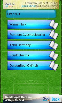 Download free game for mobile phone: FIFA: World cup 2014 - download mobile games for free.