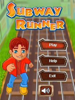 Download free mobile game: Subway runner - download free games for mobile phone.