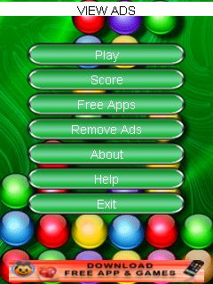 Download free mobile game: Pile of balls - download free games for mobile phone.