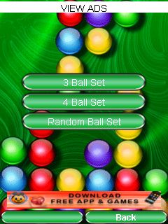 Download free game for mobile phone: Pile of balls - download mobile games for free.