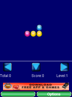 Mobile game Pile of balls - screenshots. Gameplay Pile of balls.
