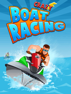 Crazy boat racing
