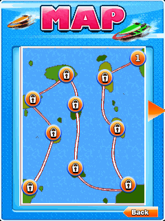 Download free game for mobile phone: Crazy boat racing - download mobile games for free.