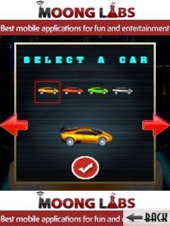 Download free game for mobile phone: Drag 4x4 - download mobile games for free.