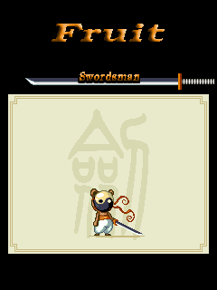 Fruit: Swordsman