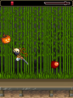 Mobile game Fruit: Swordsman - screenshots. Gameplay Fruit: Swordsman.
