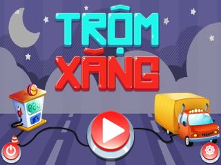 Download free mobile game: Trom xang - download free games for mobile phone.