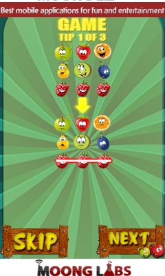 Download free game for mobile phone: Ninja fruit: Blitz - download mobile games for free.