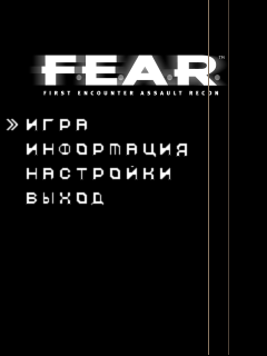 Download free mobile game: F.E.A.R.: First encounter assault recon - download free games for mobile phone.