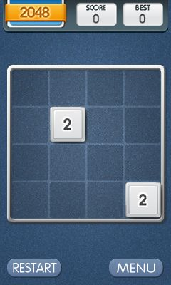 Download free game for mobile phone: 2048: Saga - download mobile games for free.