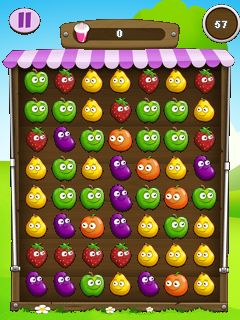 Download free game for mobile phone: Farmer jewels - download mobile games for free.
