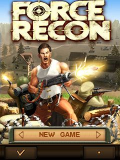 Download free mobile game: Force recon by Shamrock games - download free games for mobile phone.