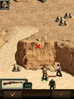 Mobile game Force recon by Shamrock games - screenshots. Gameplay Force recon by Shamrock games.