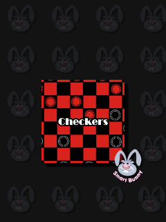 Checkers: Smart bunny