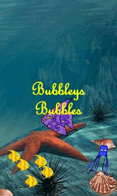 Bubbleys bubbles