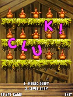 Download free mobile game: Cluk - download free games for mobile phone.