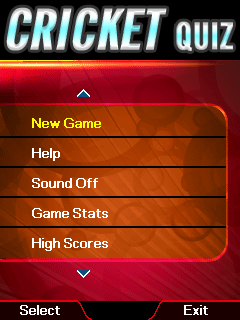 Download free mobile game: Cricket quiz - download free games for mobile phone.