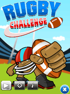 Download free mobile game: Rugby challenge - download free games for mobile phone.
