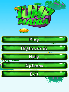 Download free mobile game: Jump mania by Baltoro games - download free games for mobile phone.
