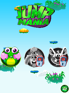 Download free game for mobile phone: Jump mania by Baltoro games - download mobile games for free.