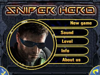 Download free mobile game: Sniper hero - download free games for mobile phone.