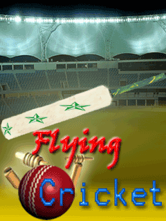 Flying: Cricket