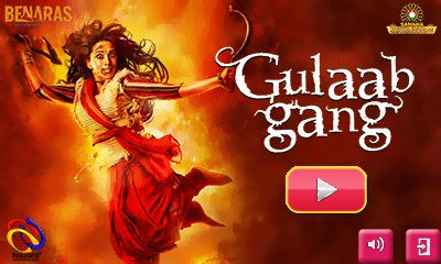 Download free mobile game: Gulaab gang - download free games for mobile phone.