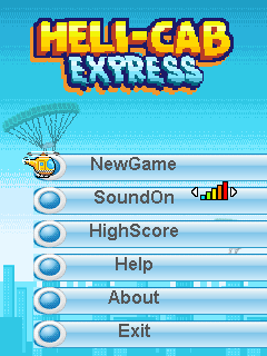 Download free mobile game: Heli-cab express - download free games for mobile phone.