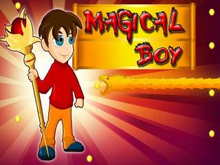 Magical boy