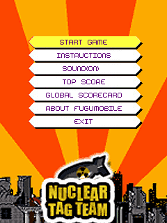 Download free mobile game: Nuclear tag team - download free games for mobile phone.