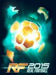 Download free mobile game: Real football 2015 - download free games for mobile phone