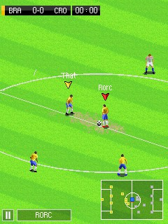 Real Football 2013 3d.jar More features details:
